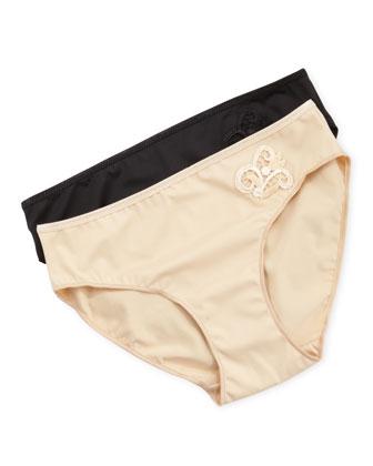 Andora Basic Microfiber Bikini Briefs