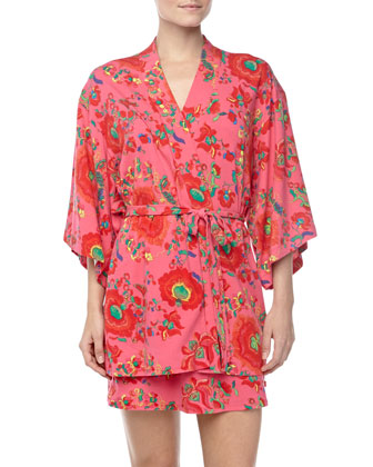 Boho Chic Happy Robe