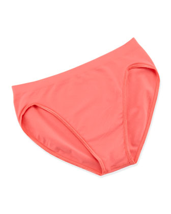 Touch Feeling High-Cut Briefs, Paradise Pink