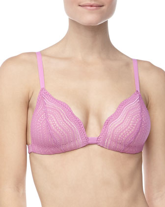 Dolce Soft Push-Up Bra, Iris