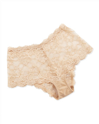 Supporting Role Lace Briefs