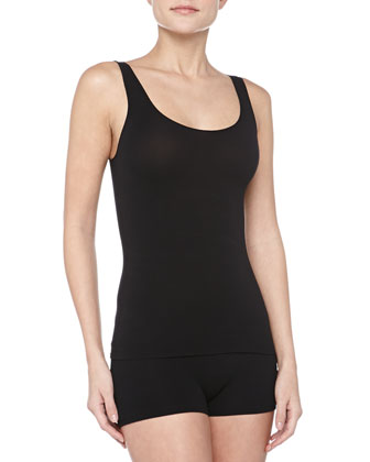 Seamless Lux Layering Tank Top