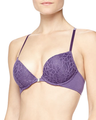 Studio Iris T-Back Push-Up Bra