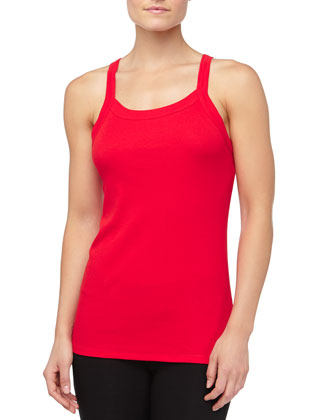 Josie Perfect T Camisole, Red