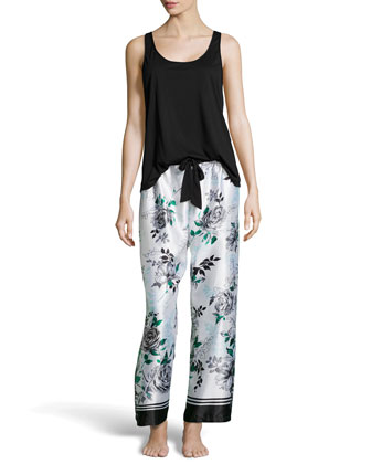 Modern Essentials Floral Pajamas