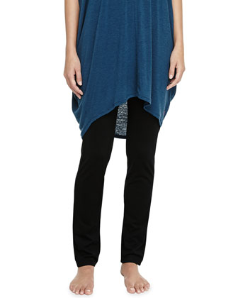 Fluffy Jersey Dolman Tunic & Power Fit Jersey Leggings