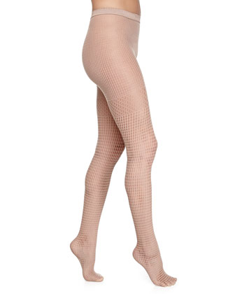 Bastille Fishnet Tights