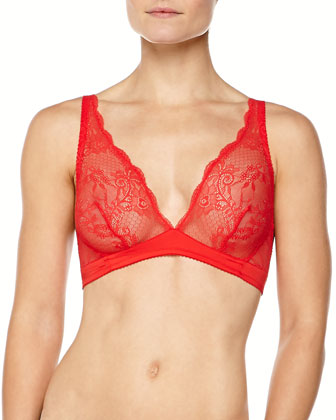 Trenta Basic Soft Bra, Rossetto