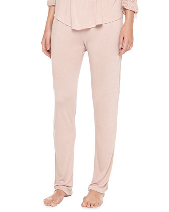 Rosette Slim Lounge Pants