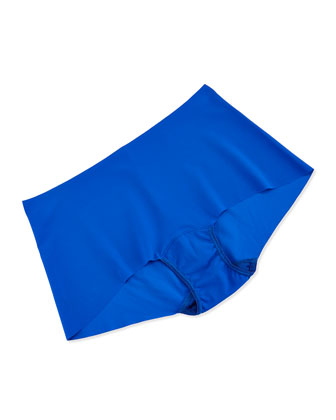 BARE?? Seamless Boyshorts, Cobalt