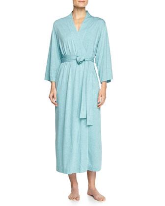 Shangri-La Jersey Robe & Tank Gown, Freshwater