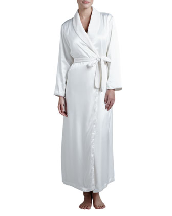 Simply Elegant Long Robe
