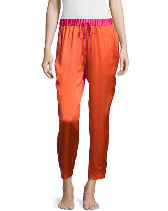 Key Colorblock Crop Pants, Nectar