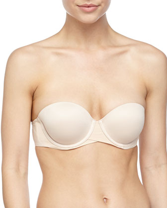 Pillow Cup Signature Padded Strapless Bra