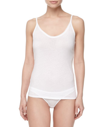 Organic Knit Camisole