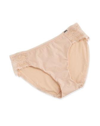 Mademoiselle Bikini Brief, Nude Blush