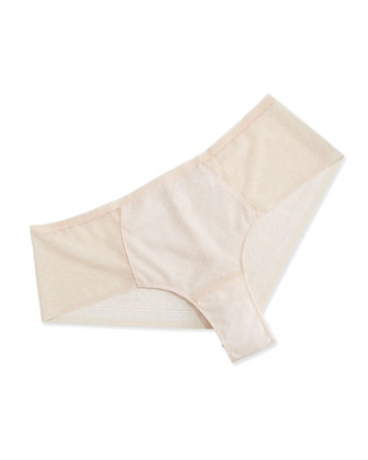 C Ideal T-Shirt Bra & Briefs, Nude Blush