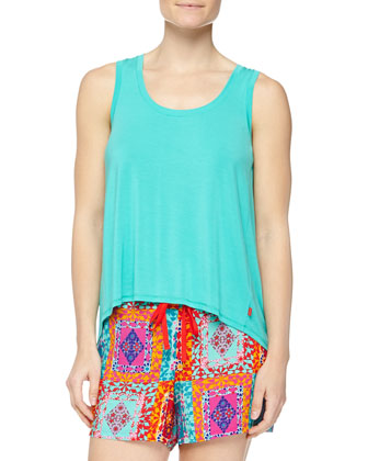 Avventura Printed Shorts, Multicolor