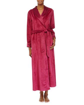 Solid Long Robe, Pinot