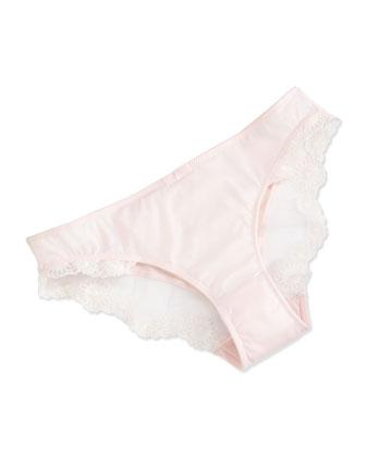 Petite Fleur Contour Push-Up Bra & Bikini Briefs