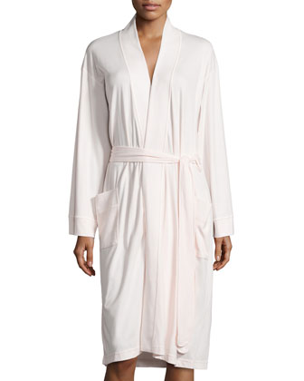 Butterknit Short Wrap Robe