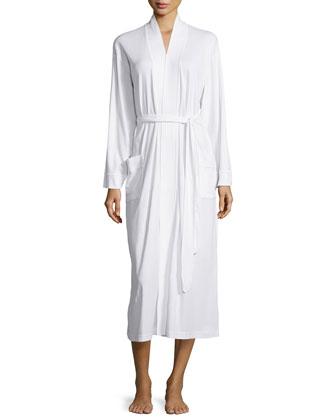 Butterknit Long Wrap Robe