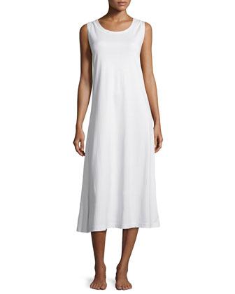 Butterknit Scoop-Neck Tank Gown