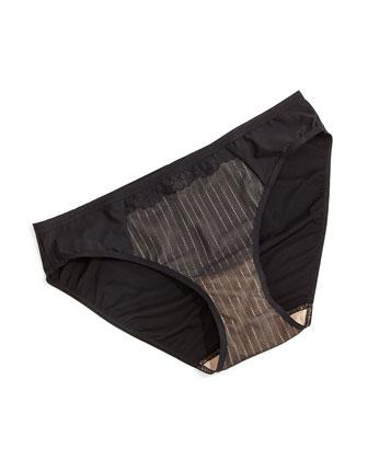 Evidence Demi T-Shirt Spacer Bra & Lace Bikini Briefs