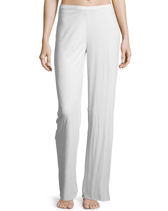 Double-Layer Jersey Lounge Pants, Mist
