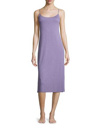 Shangri-La Jersey Long Robe & Tank Gown