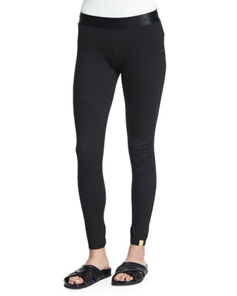 Performance Biker Leggings