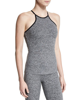 Ribbed Performance Tank
