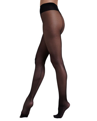 Individual 10 Back Seam Tights