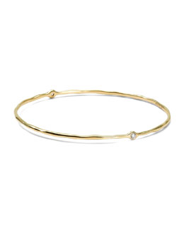 Ippolita Two-Diamond Bangle
