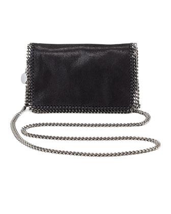 Falabella Crossbody Bag, Black