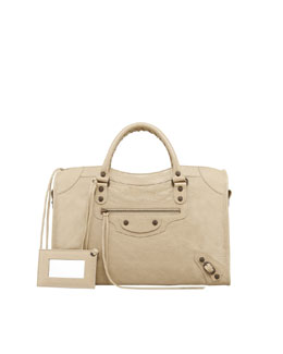 Balenciaga Classic City Bag, Dune