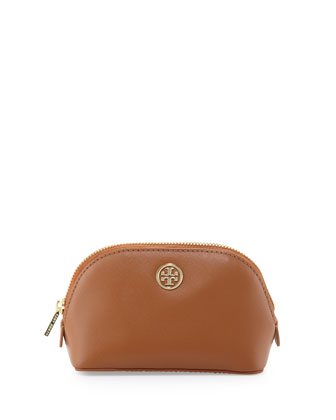 Robinson Makeup Bag, Tan