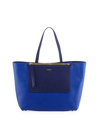 New Easy Shopper Tote Bag, Blue