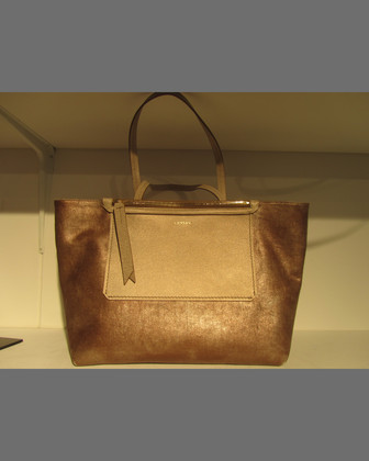 New Easy Shopper Tote Bag, Gold