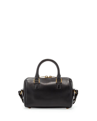 Duffel Toy Saint Laurent Bag, Black