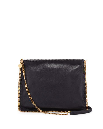 Falabella Medium Crossbody Bag, Navy