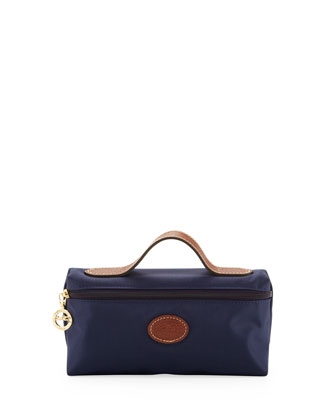 Le Pliage Cosmetic Case, Navy