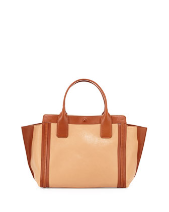 Alison Small Tote Bag, Sweet Sand