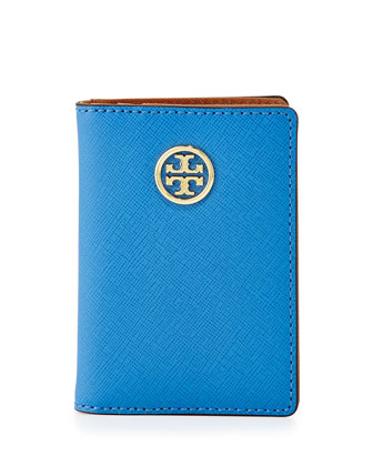 Robinson Transit Pass Holder, Windsor Blue