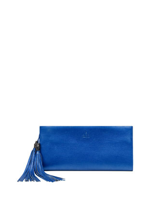 Nouveau Leather Clutch Bag