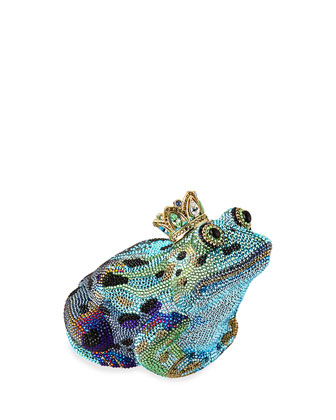 Crystal New Frog Prince Minaudiere
