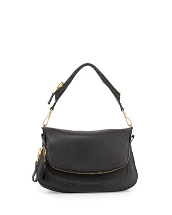 Jennifer East-West Shoulder Bag