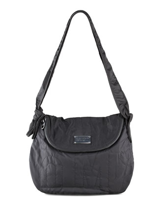 Sasha Nylon Shoulder Bag