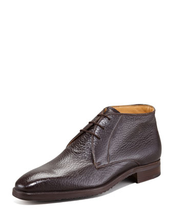 Peccary Chukka Boot