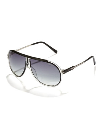 Endurts Aviator Sunglasses, Black
